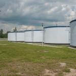 8 Zbiorniki wody czystej